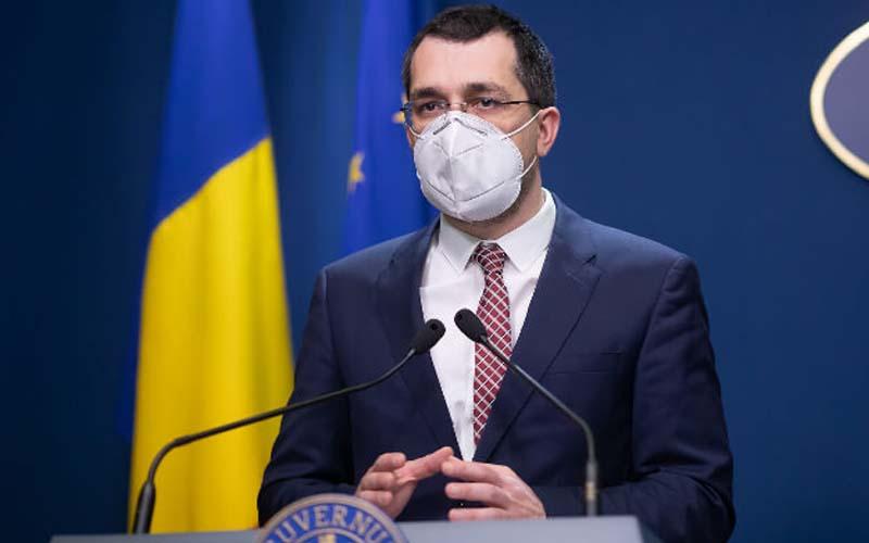 Vlad Voiculescu, demis de la Ministerul Sănătății. Pleacă și Andreea Moldovan