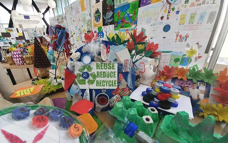 Organizatorii concursului 3R- Reducere, Refolosire, Reciclare anunță câștigătorii