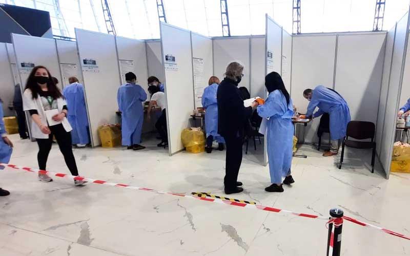DSP Timiș intenționază să redeschidă centre de vaccinare în județ