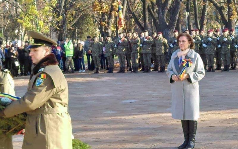 """Europarlamentarul Maria Grapini, mesaj de Ziua Veteranilor de Război: """"Istoria și eroii nu trebuie uitați niciodată!"""""""