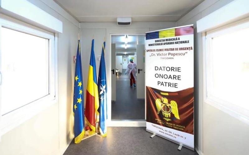 Un nou maraton de vaccinare cu Pfizer organizat de Spitalul Militar din Timișoara