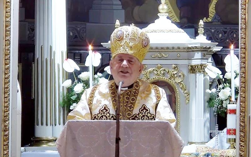 """Mesajul de Paști a Preasfinţitului Alexandru Mesian, Episcop de Lugoj: """"Învierea constituie înainte de toate confirmarea a tot ce a făcut și a învățat Cristos"""""""