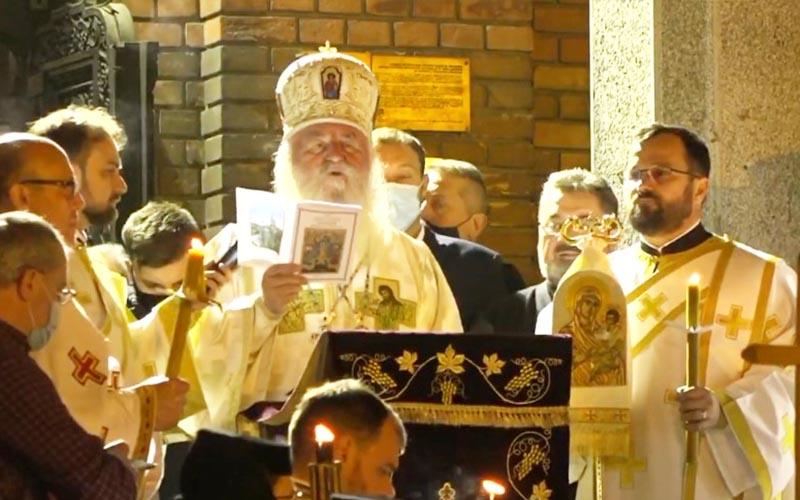 Înalt Prea Sfinția Sa Ioan, Mitropolitul Banatului: Dumnezeu să îi întărească pe medici, pe oamenii de știință.