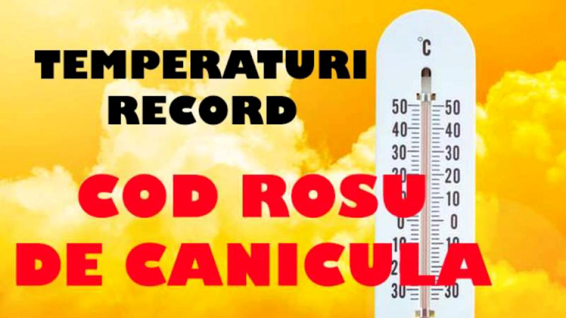 Cod roșu de temperaturi ridicate! Trei puncte de prim ajutor la Lugoj, pentru cei care suferă de căldură