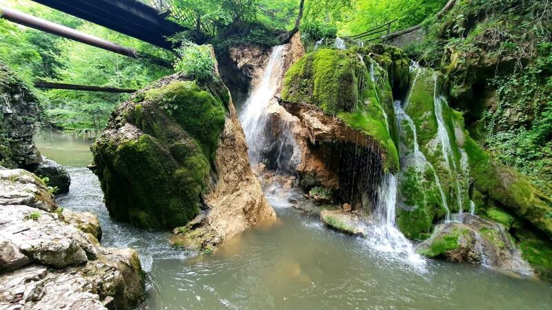 Turismul are de suferit după prăbușirea cascadei Bigăr