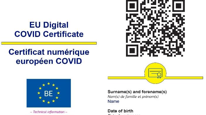 OUG pentru implementarea certificatului verde va fi aprobată de guvern