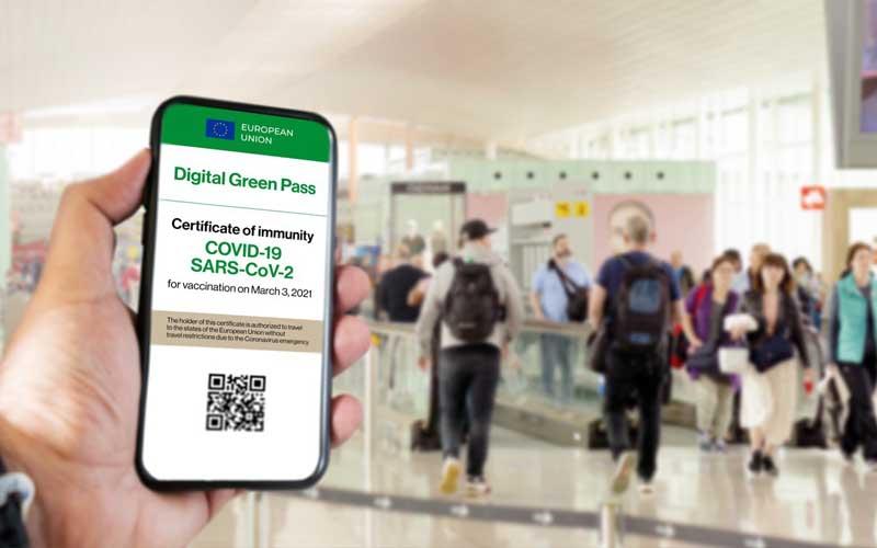 Parlamentul European a publicat regulamentul pentru eliberarea și verificarea pașapoartele verzi electronice