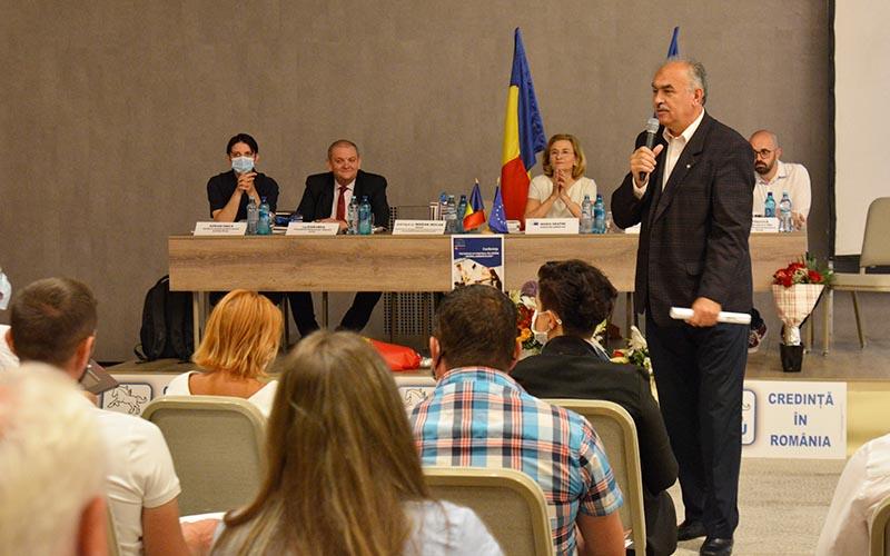 [VIDEO] La Timișoara s-a desfășurat prima conferință dedicată antreprenorilor și tinerilor care doresc să înceapă o afacere.