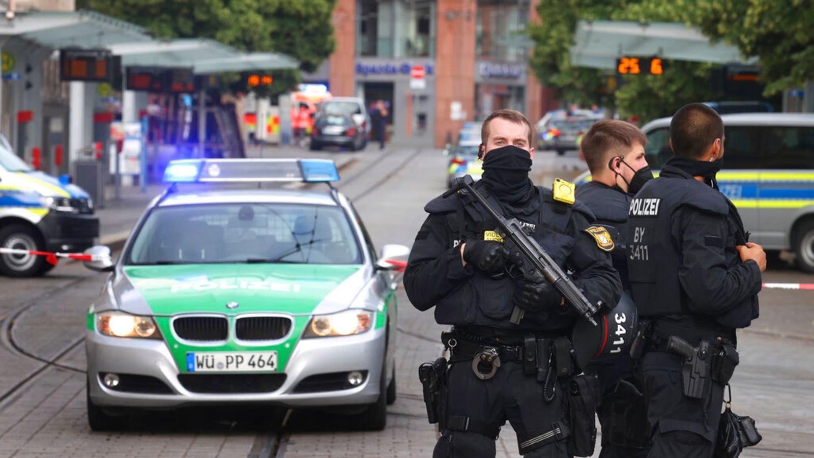 [VIDEO] Trei persoane ucise într-un atac cu cuţitul în orașul Wurzburg din Germania