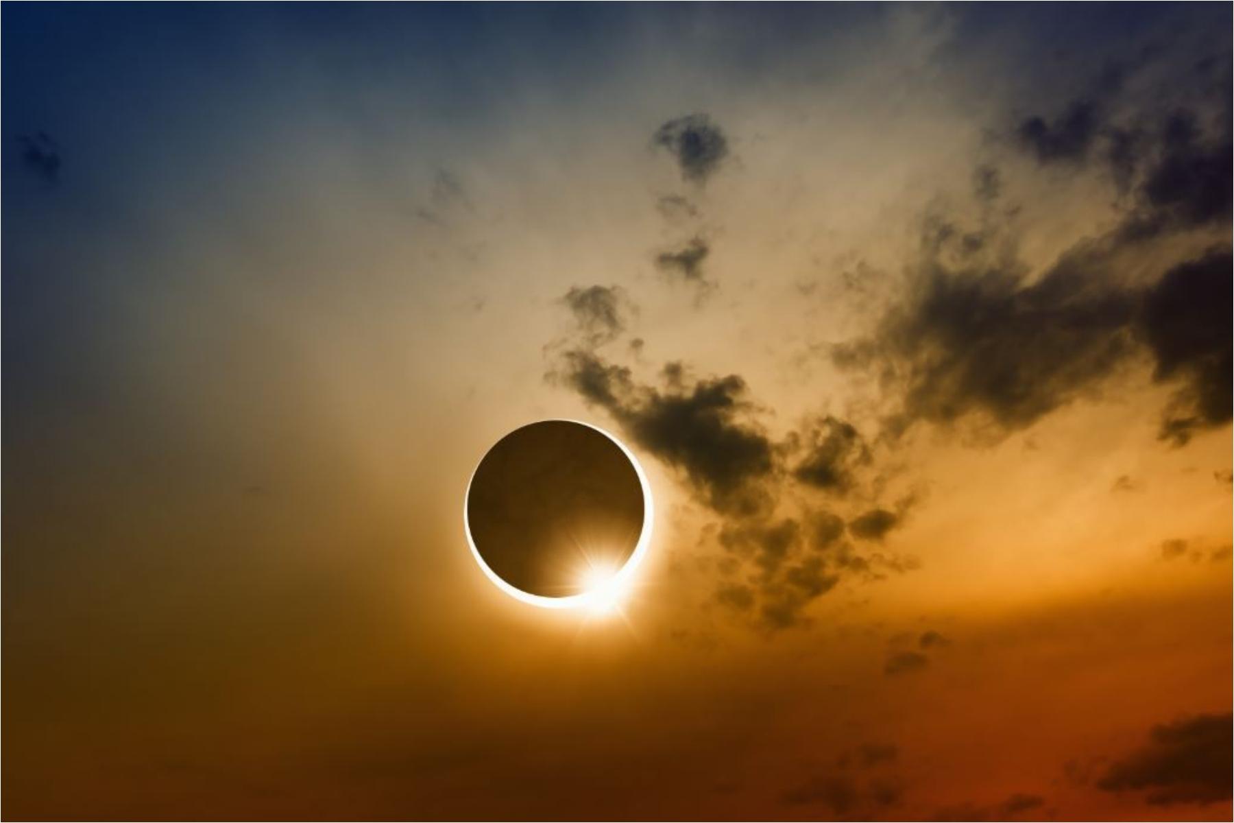 O eclipsă partială de Soare va fi vizibilă joi în nordul României