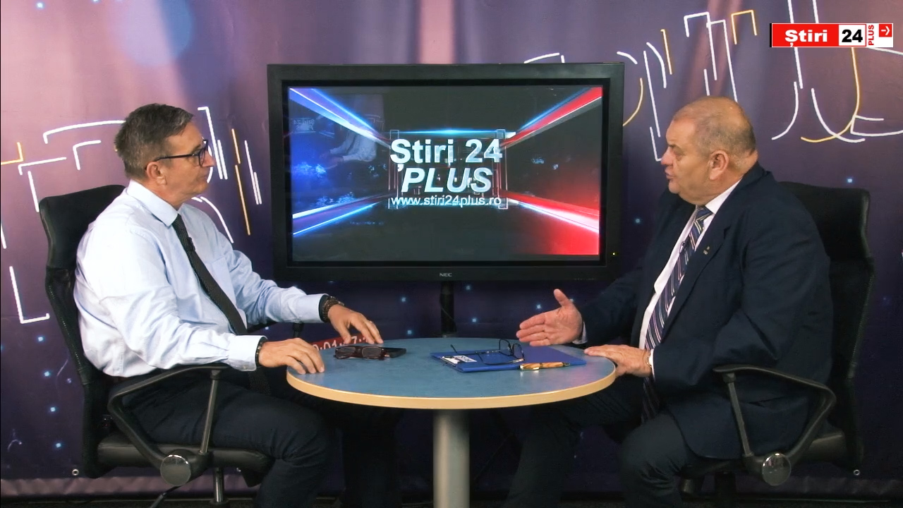 Ioan Urda președinte interimar PPU – sl Timiș invitat la interviurile Știri24 PLUS