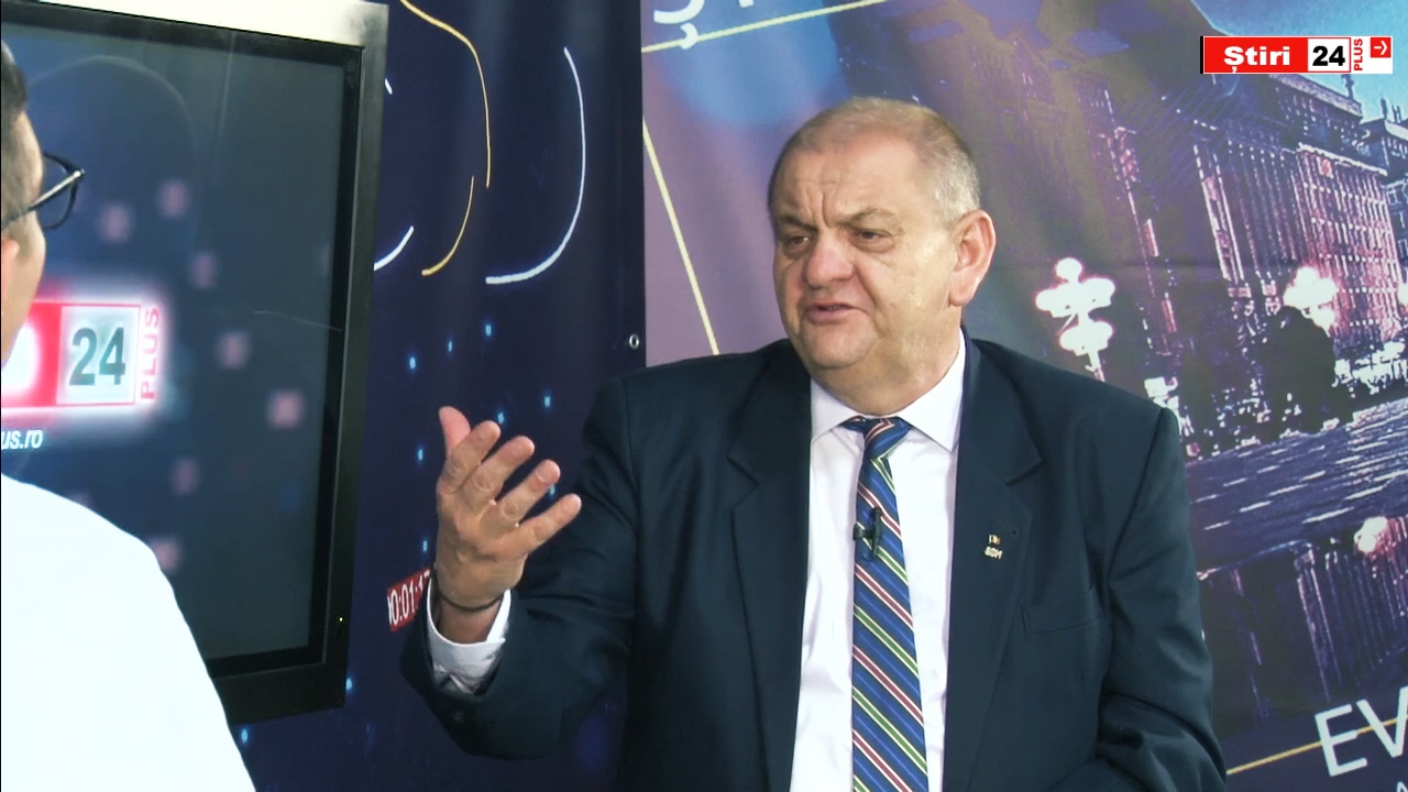 Ioan Urda interviu stiri24 PLUS