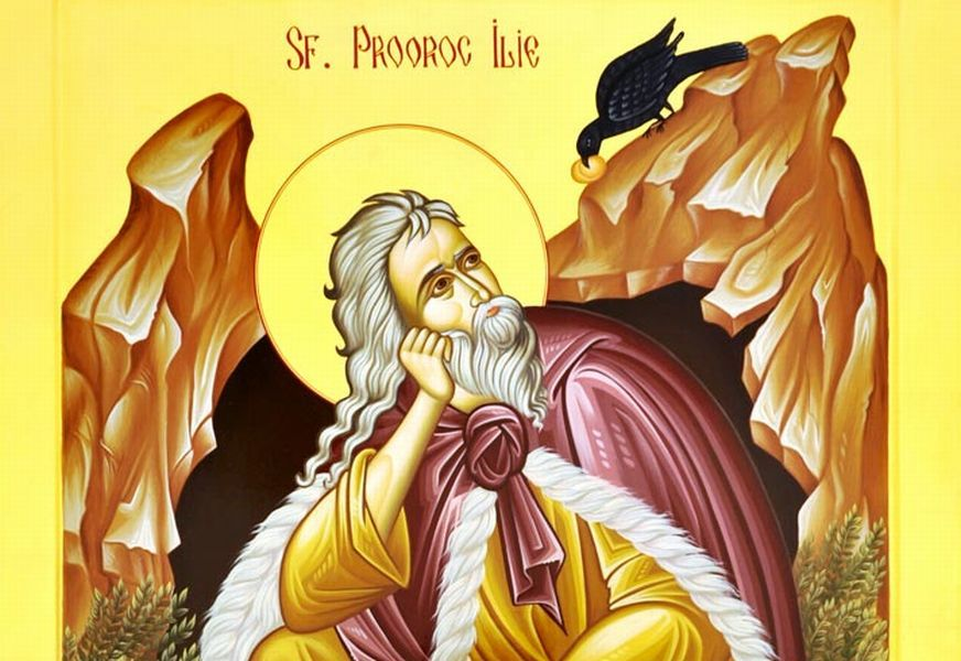 Creștinii îl sărbătoresc astăzi pe Sfântul Proroc Ilie