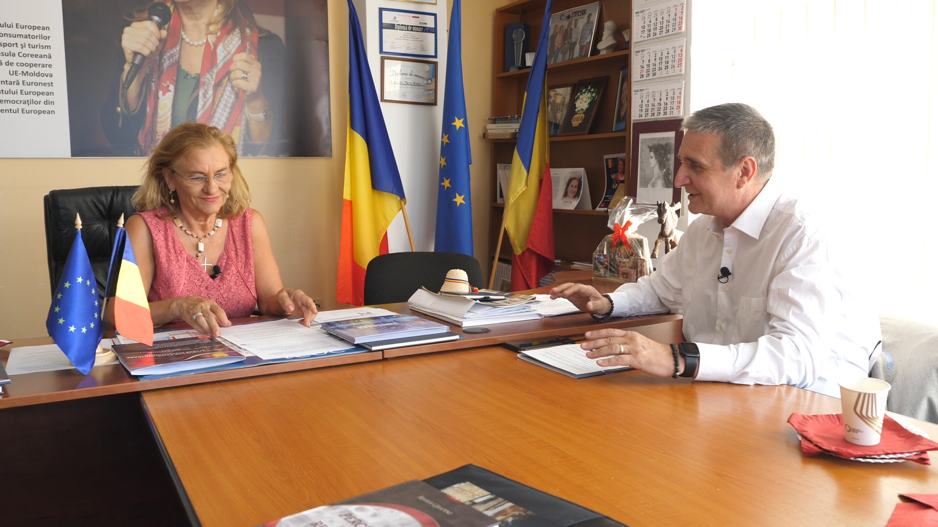 """VIDEO-INTERVIU cu europarlamentarul umanist Maria Grapini: """"Desființarea SIIJ, nu este cerință a Uniunii Europene"""""""
