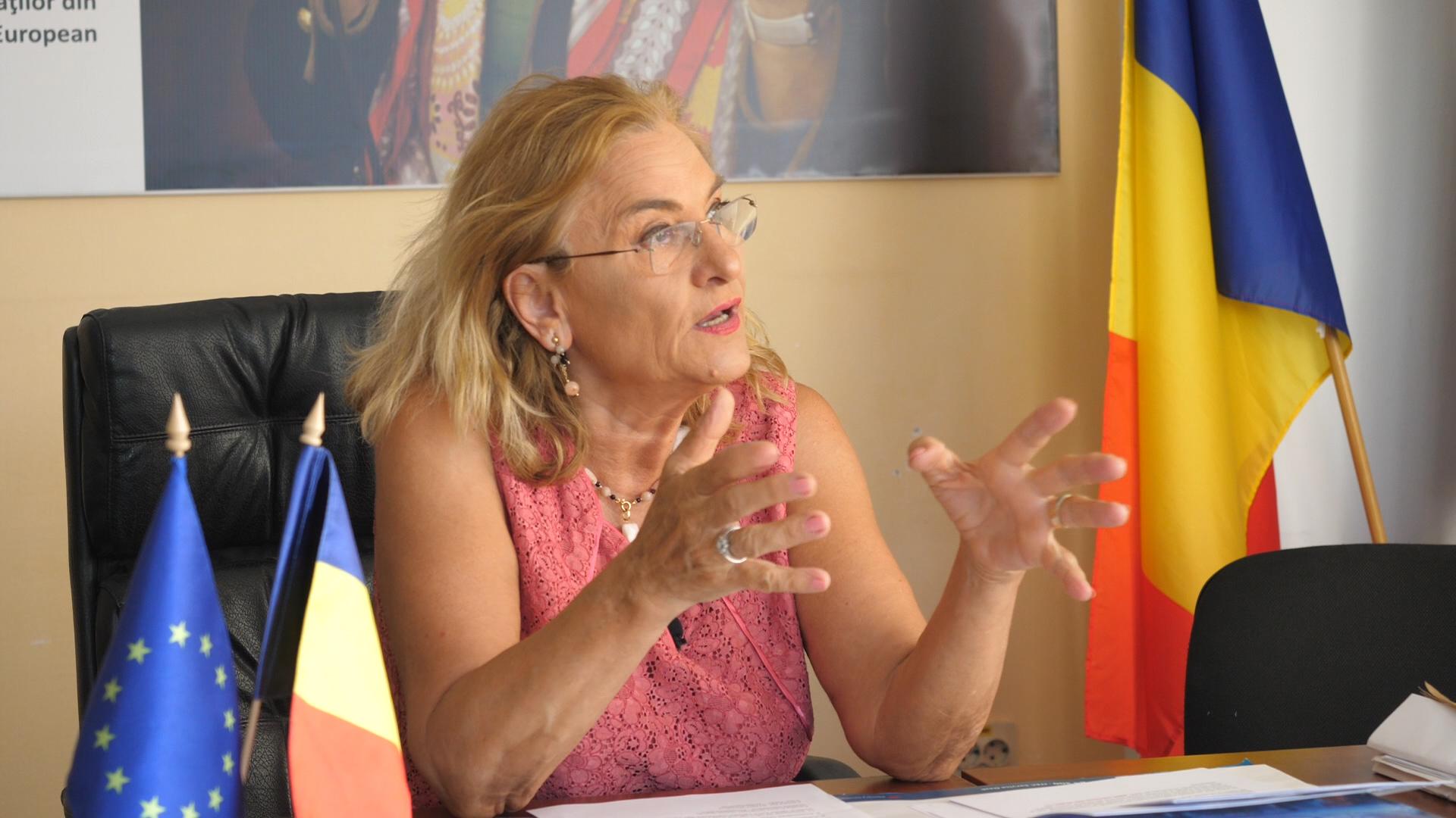 VIDEO-INTERVIU cu europarlamentarul umanist Maria Grapini