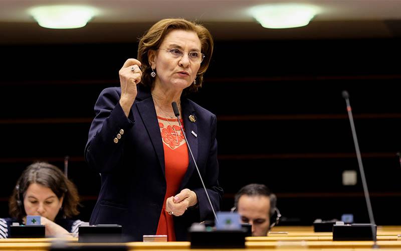 """Eurodeputatul PPU (social-liberal), Maria Grapini, revoltată: """"Mă solidarizez cu toți cetățenii care luptă pentru respectarea drepturilor lor!"""