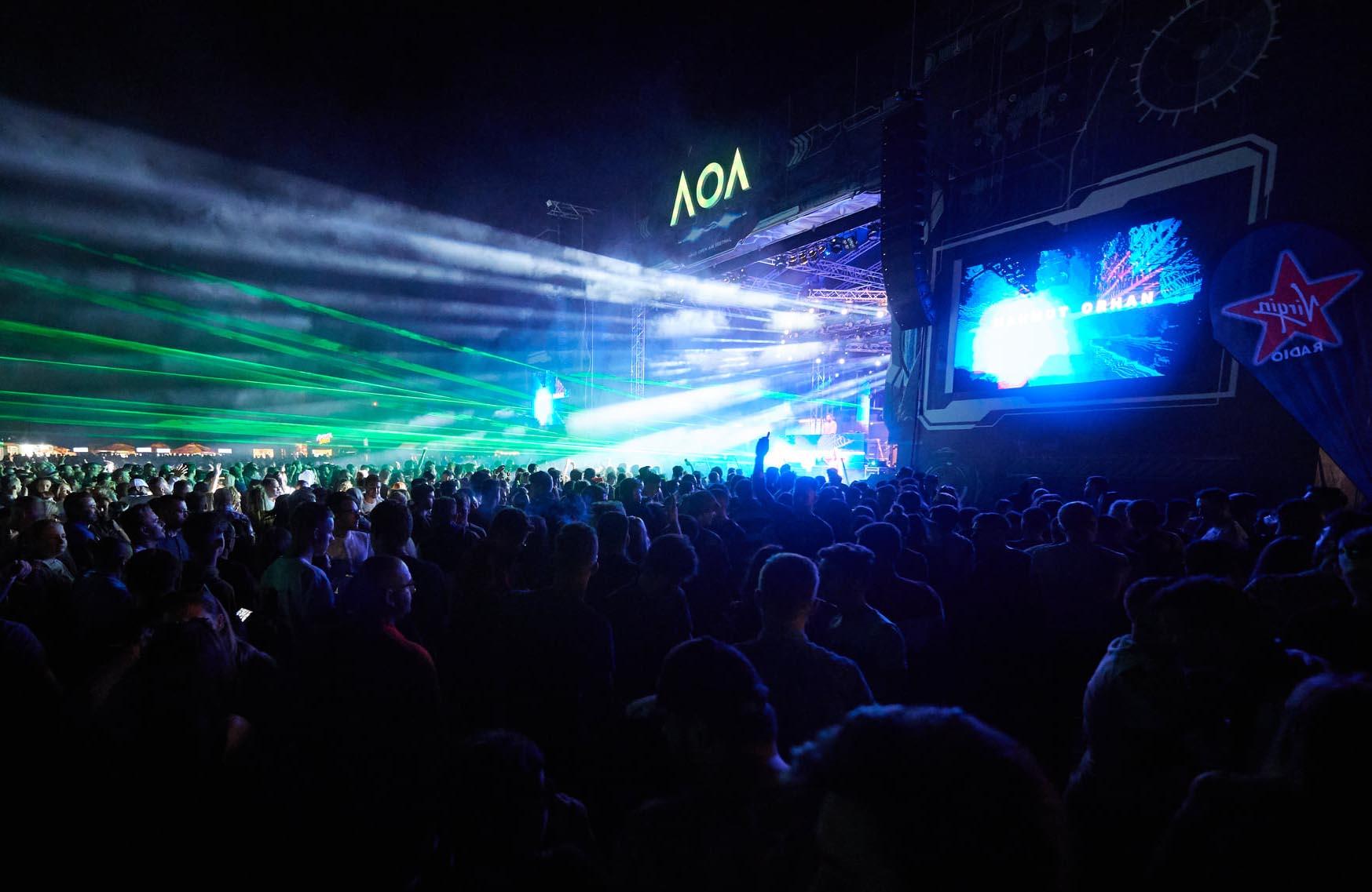 Astăzi începe cea de-a cincea ediție a Arad Open Air Festival