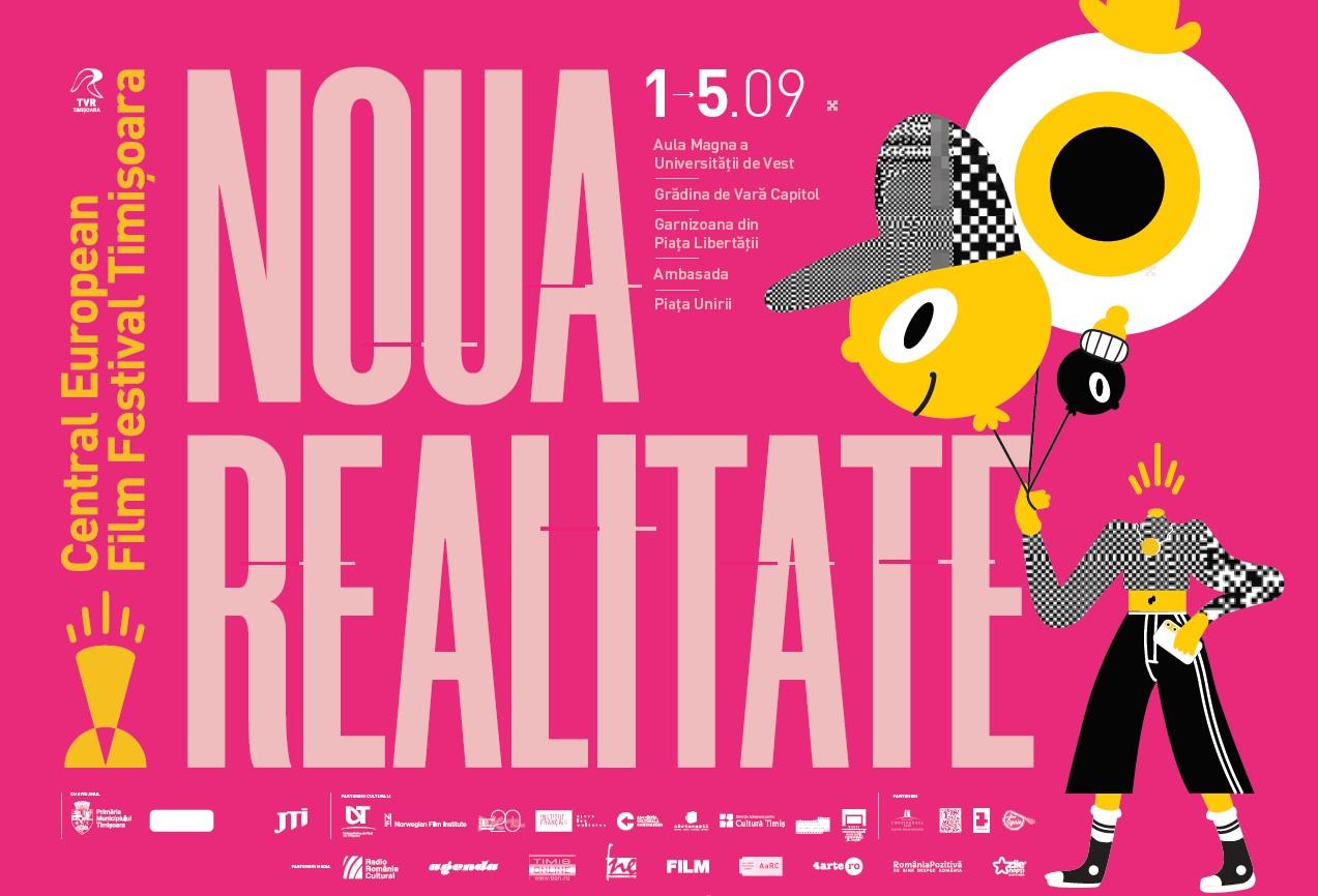 Uitați de Pandemie: Astăzi, începe la Timișoara, Festivalul de Film Central-European, ediția V-a!