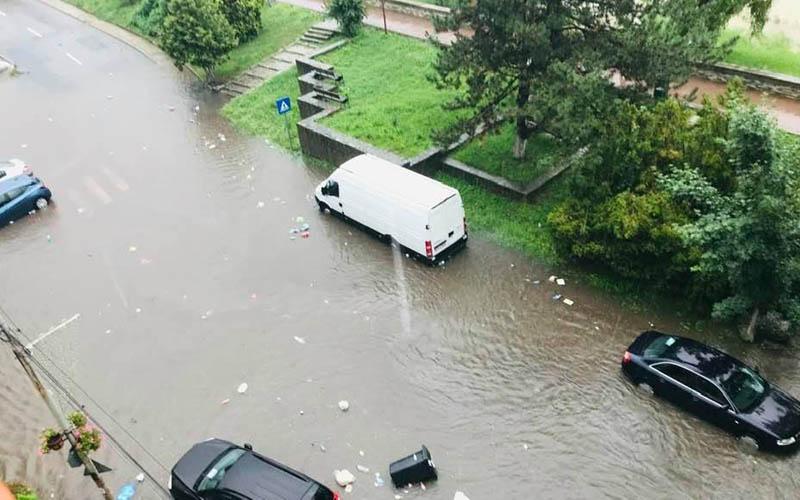 Zonele inundabile din Lugoj vor fi până la urmă refăcute.